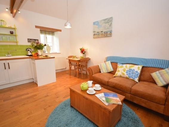 Open-plan lounge/kitchen/diner - BODRS - Cornwall - rentals