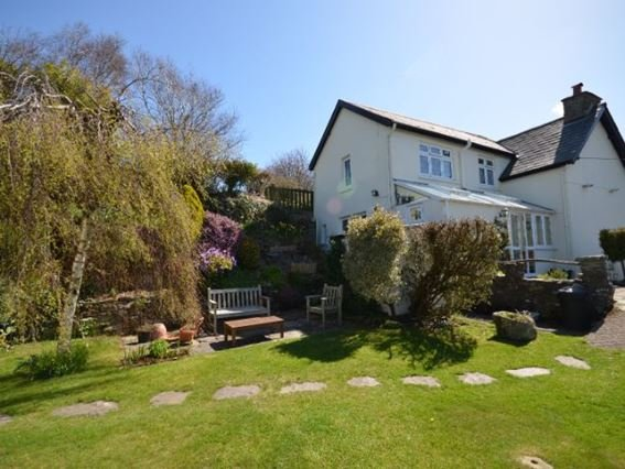 Relax in the garden with countryside views - WILSH - Countisbury - rentals