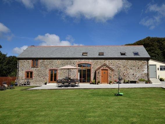 View towards the property  - FORDA - Bradworthy - rentals