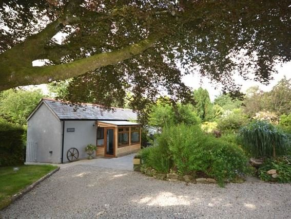 View towards the property - WMSTA - Kentisbury - rentals