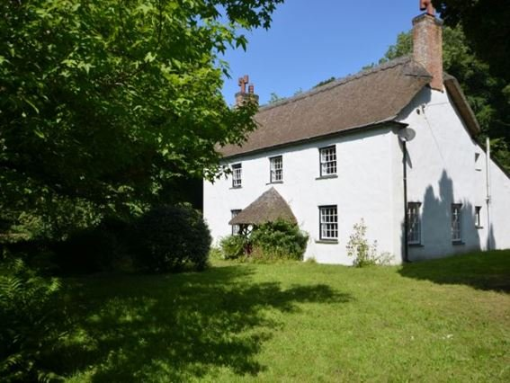 View of the property and front garden - HACOT - Hartland - rentals