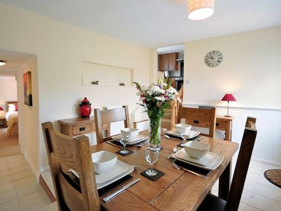 Dining area - FORDM - Woolsery - rentals
