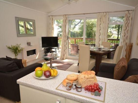 Open-plan lounge/kitchen/diner - TRLOD - Devon - rentals