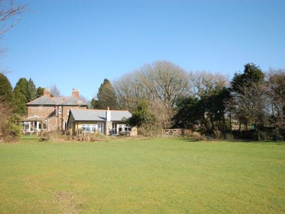 View towards the property - LYDLO - Lydford - rentals