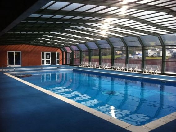 Shared covered outdoor heated swimming pool - BIGOV - Charmouth - rentals