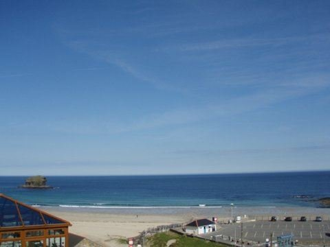 View from the property - CURNO - Portreath - rentals