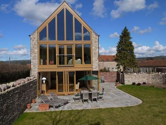 The property with enclosed garden and patio seating - SIRAR - Dulcote - rentals