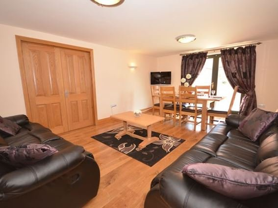 Lounge/dining room - TIDES - Charmouth - rentals