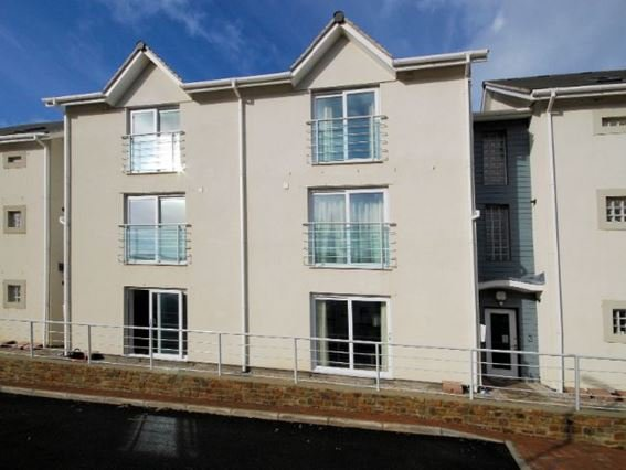 View of the maisonette - HAW22 - Bude - rentals