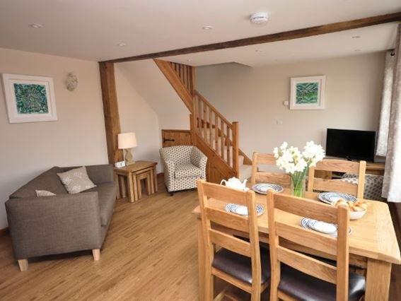 Stunning open-plan living area with flatscreen TV - BRDEX - Launceston - rentals