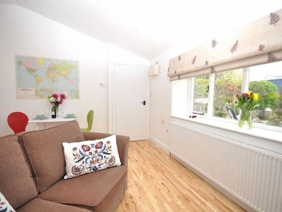 Lounge/dining area - CWTCH - Westward Ho - rentals