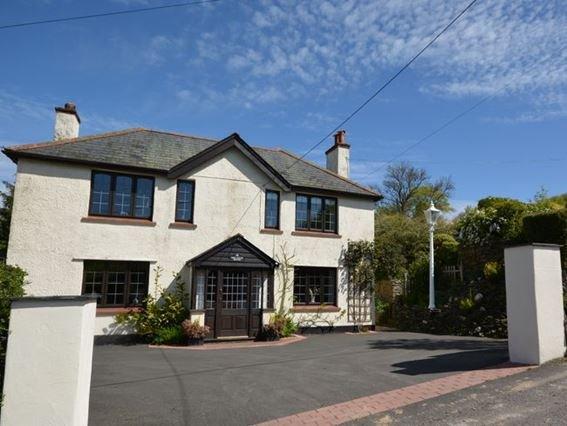 View towards the property - RDOOR - Wheddon Cross - rentals