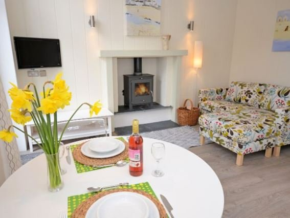Lounge and dining area - THLAN - Saint Dominick - rentals