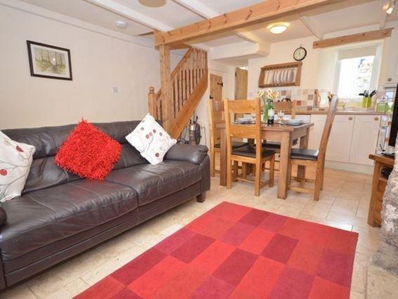 Open-plan lounge/kitchen/diner - FARNG - Botallack - rentals