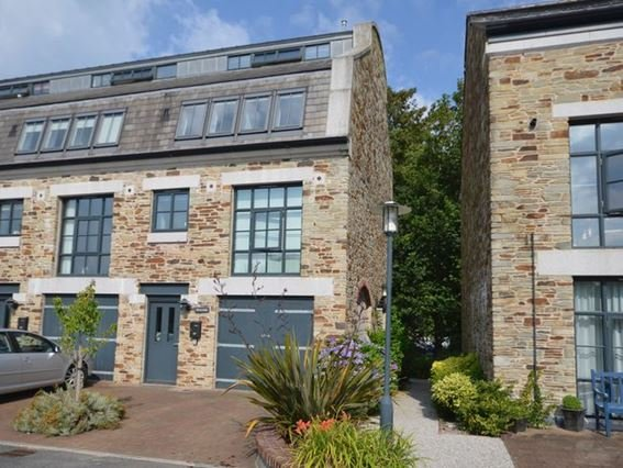 View towards the property - BRUNQ - Lostwithiel - rentals