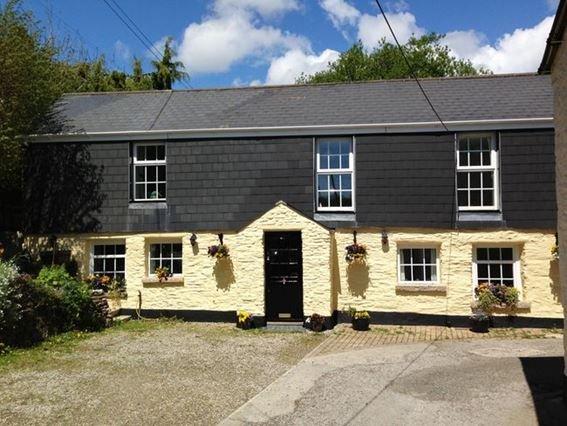 View towards the cottage - IVYTO - Wembury - rentals