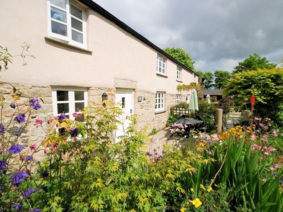 View towards the properties - LANCH - Cornwall - rentals