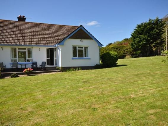 View towards the cottage - LANEH - Croyde - rentals