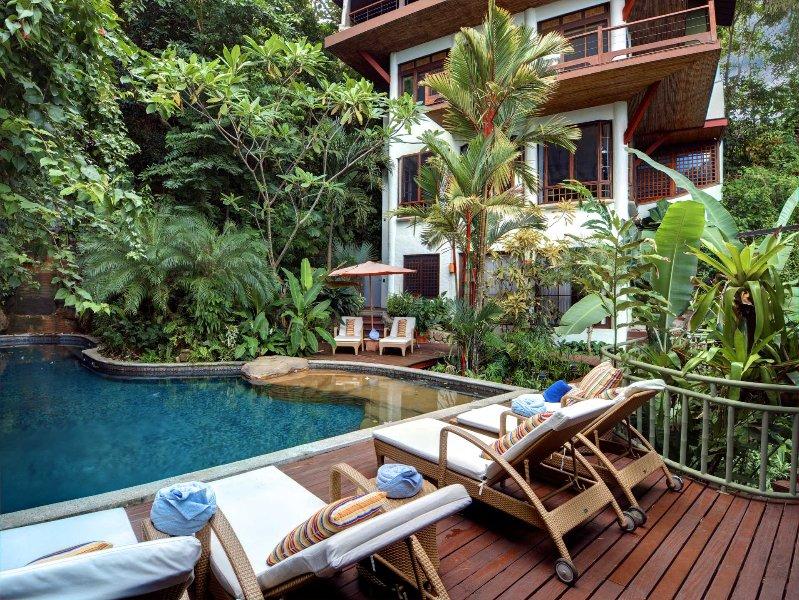 Casa Vista Azul-As seen on HGTV Tropical Villa - Image 1 - Manuel Antonio National Park - rentals