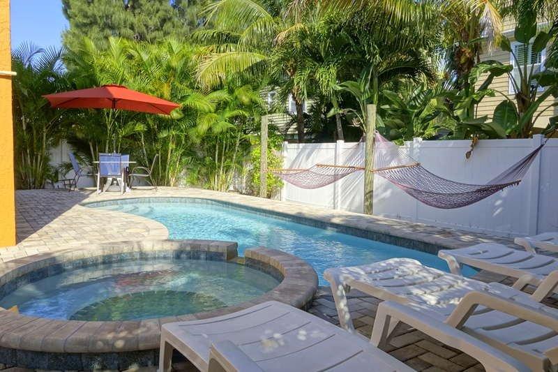 Pool 1 - BEACHBABY - Anna Maria - rentals