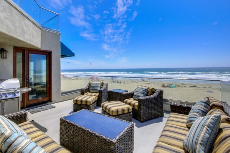 Bluewater Ocean Front Two - Mission Beach Vacation Rental - Image 1 - La Jolla - rentals