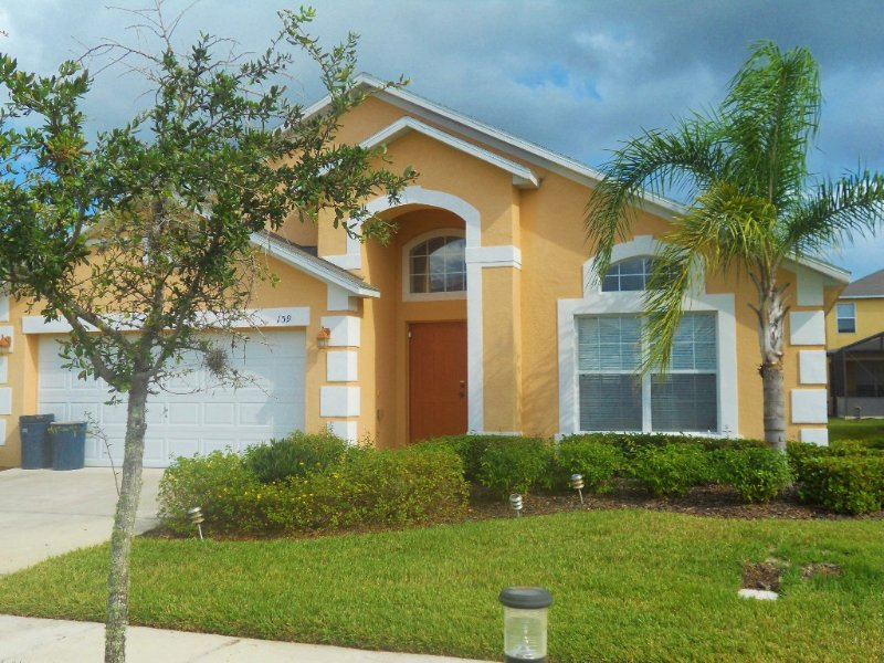 Front - 4bdrm Family Villa, Home away from Home! - Kissimmee - rentals