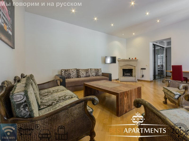 Tallinn Old Town apartment with parking,balcony & bathtub - Image 1 - Tallinn - rentals