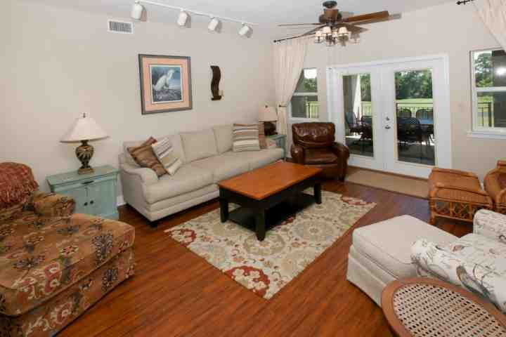 The Racquet Club at the Peninsula A-302 - Image 1 - Gulf Shores - rentals