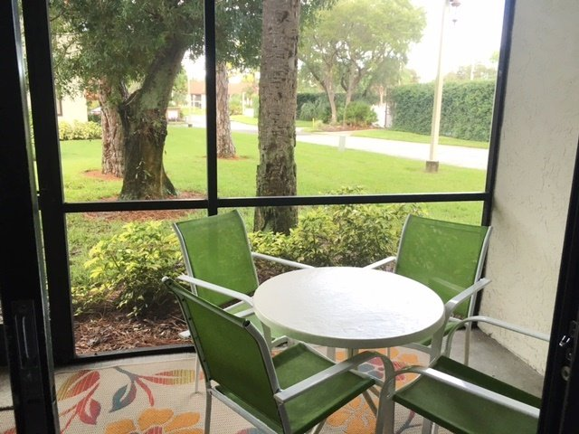 View lanai - Shorewalk 104 - Bradenton - rentals