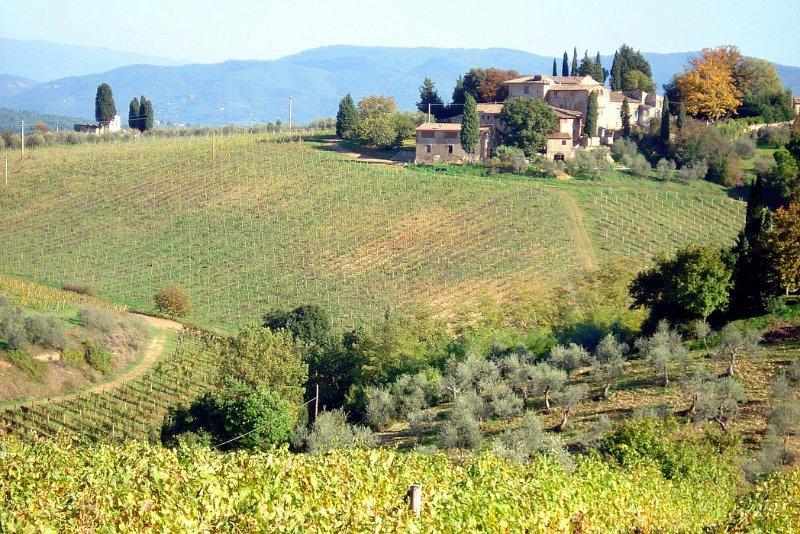 Villa Gentile - Image 1 - San Casciano in Val di Pesa - rentals