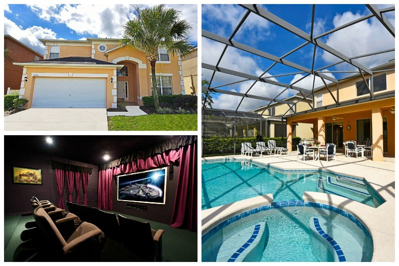 Emerald Island Disney Villa only 4 miles to WDW - Image 1 - Kissimmee - rentals