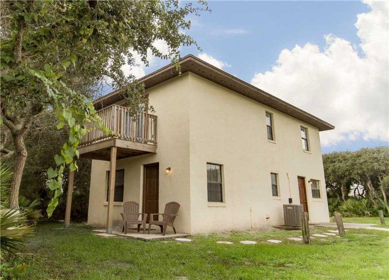 Cottage Breeze, 2 Bedrooms, Walk to Ocean, Pet Friendly, WiFi, Sleeps 6 - Image 1 - Saint Augustine - rentals