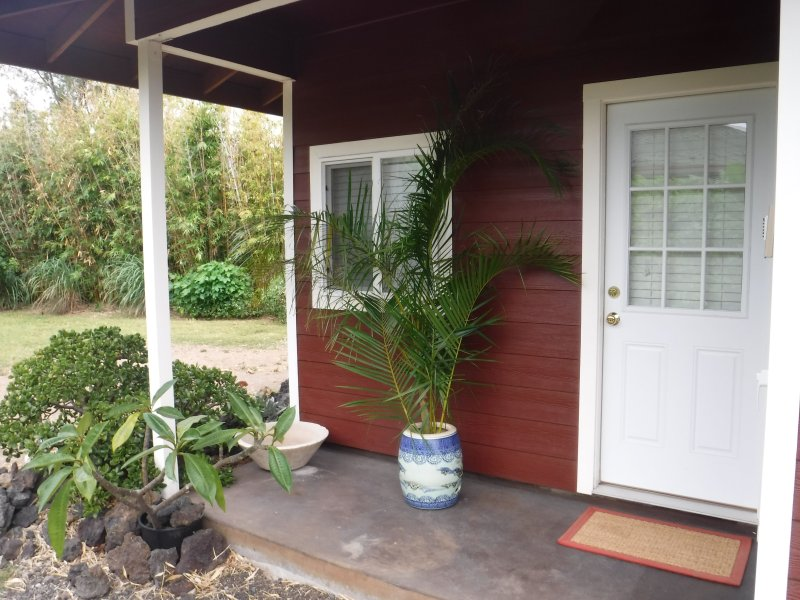 Garden Hale Entry - Private Garden Apartment On The Dry Side Of Waimea - Kamuela - rentals