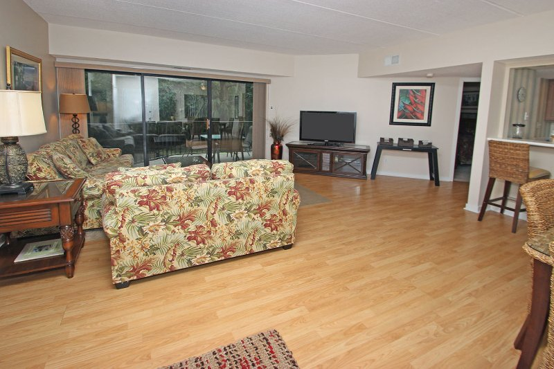 Forest Beach Villas, 105 - Image 1 - Hilton Head - rentals