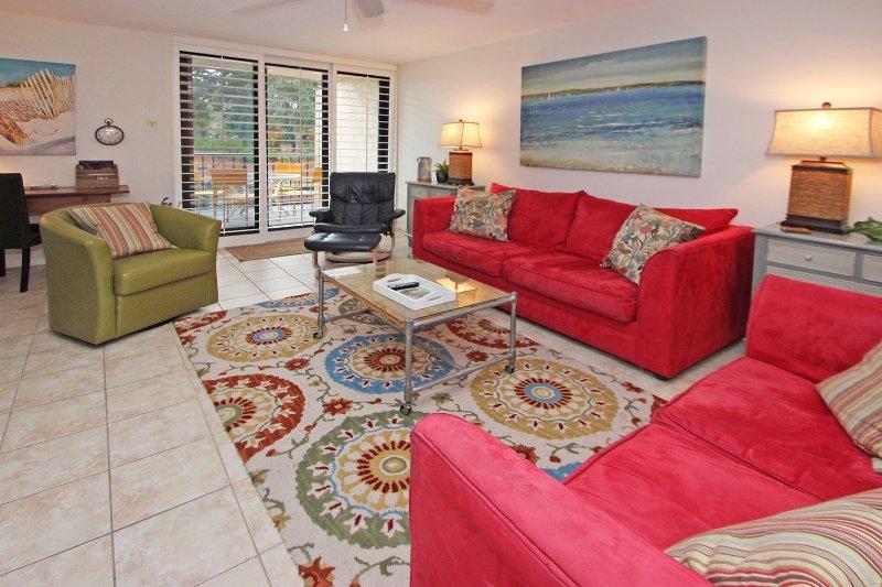 Island Club, 103 - Image 1 - Hilton Head - rentals