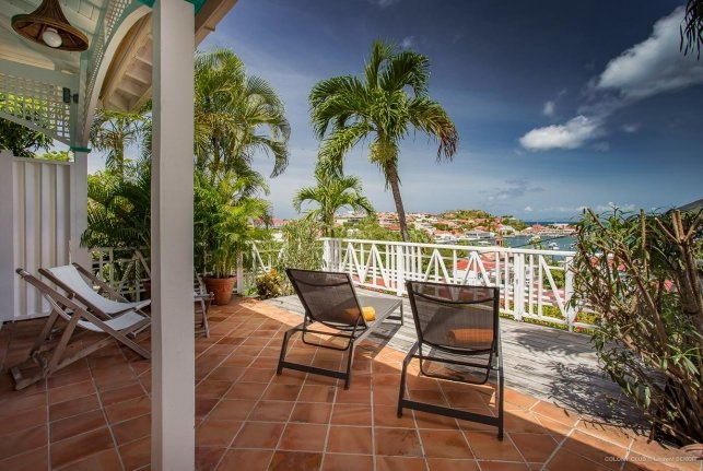 Villa Colony Club E2 St Barts Rental Villa Colony Club E2 - Image 1 - Saint Jean - rentals