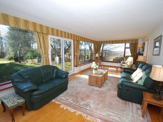 Sun room with French doors to the garden  - 27569 - Forfar - rentals