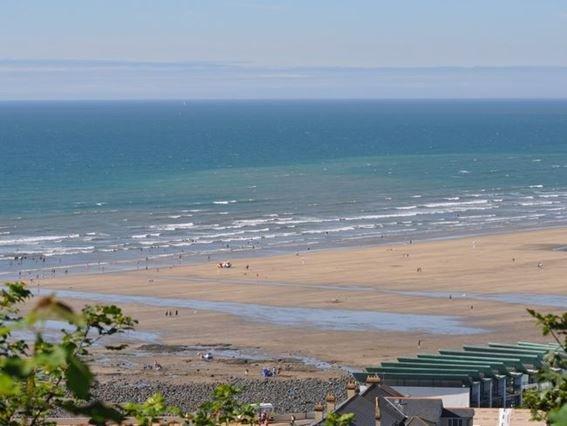 View from property across Westward Ho! beach - FOSKC - Westward Ho - rentals