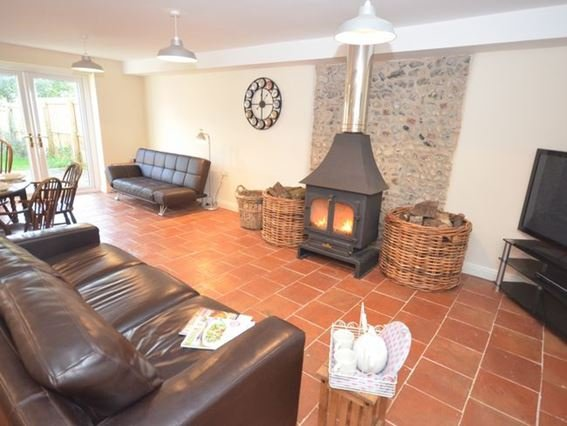 Lounge with cosy fire - FCH27691 - Norfolk - rentals