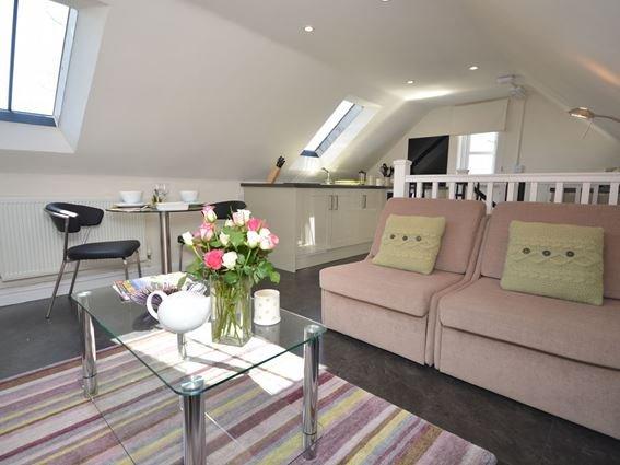 Open plan lounge/kitchen/diner - LIHAV - Kilkhampton - rentals