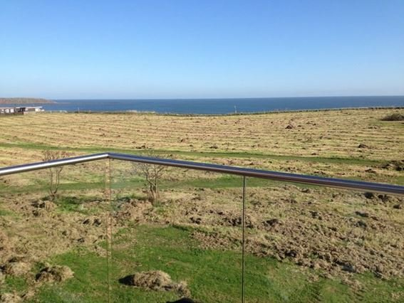 View from the main bedroom balcony - FCH27882 - Filey - rentals