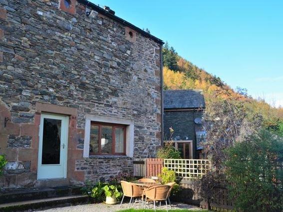 View towards end mews cottage - ELCOT - Thornthwaite - rentals
