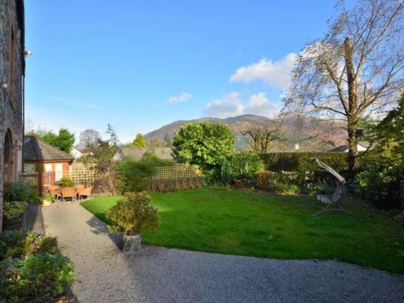 Views of Skiddaw from garden - BLBCO - Thornthwaite - rentals