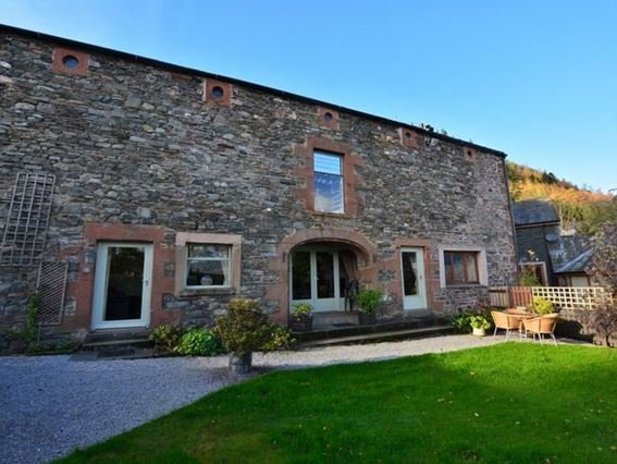 View toward the properties - DEWCO - Thornthwaite - rentals