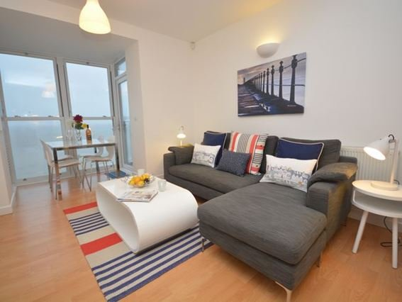Open-plan living with panoramic sea views - CAPS8 - Ilfracombe - rentals