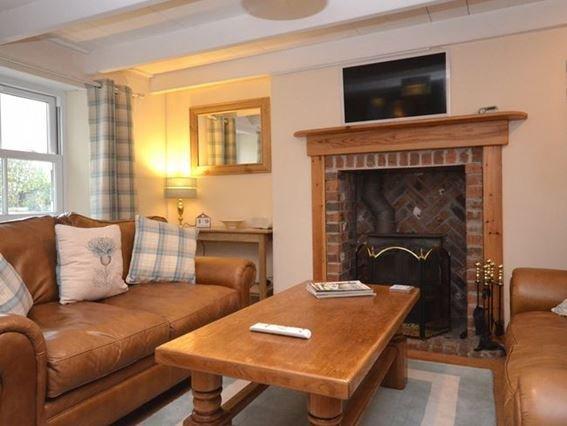 Lounge with woodburner - VINEC - Cornwall - rentals