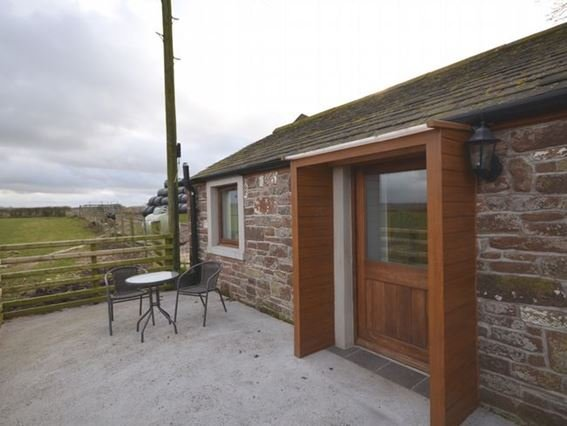 View towards the property and countryside views - 28791 - Allonby - rentals