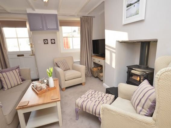 Lounge with woodburner - 28804 - Calstock - rentals