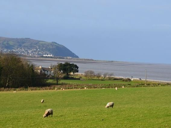 Sea views and countryside views from the property - BLSVI - Old Cleeve - rentals