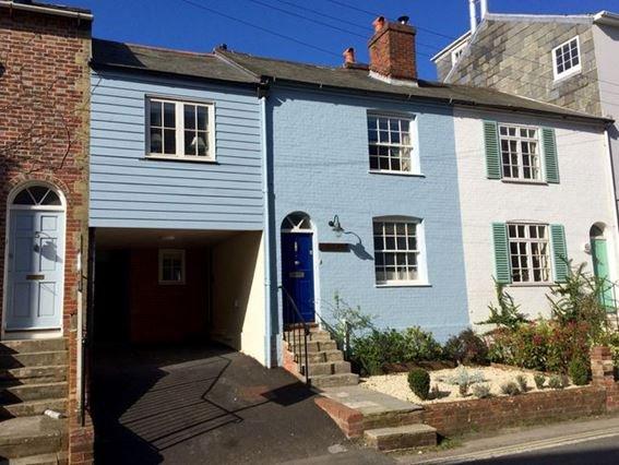 View towards the property - 29302 - Lymington - rentals